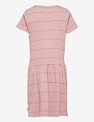 Creamie - Dress Rib - kleider - adobe rose - 1