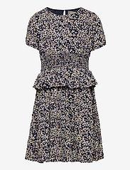 Creamie - Dress Dot - jurken - total eclipse - 0