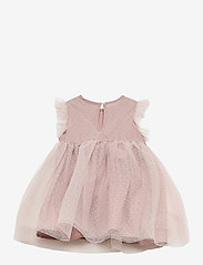 Creamie - Dress Mesh - kleider - adobe rose - 1