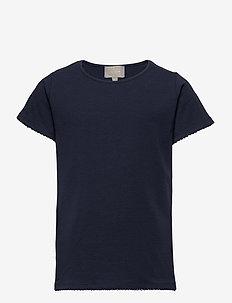 Creamie T-shirt SS - À manches courtes - total eclipse