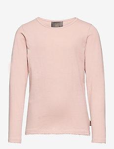 Creamie T-shirt LS - manches longues - rose smoke