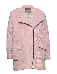 Jacket Wool - ADOBE ROSE