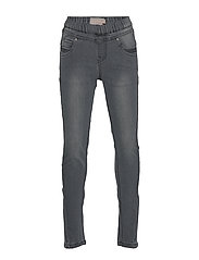 Jeggings - DARK GREY DENIM