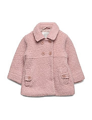 Jacket Wool - ADOBE ROSE