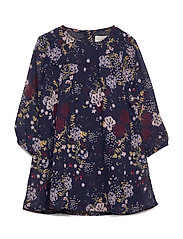 Dress Printed Chiffon