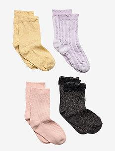 Socks 4-Pack - NIRVANA