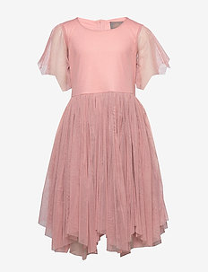 Dress Gold Dot - DEAUVILLE MAUVE