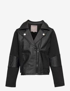 Jacket Interlock - leichte jacken - black