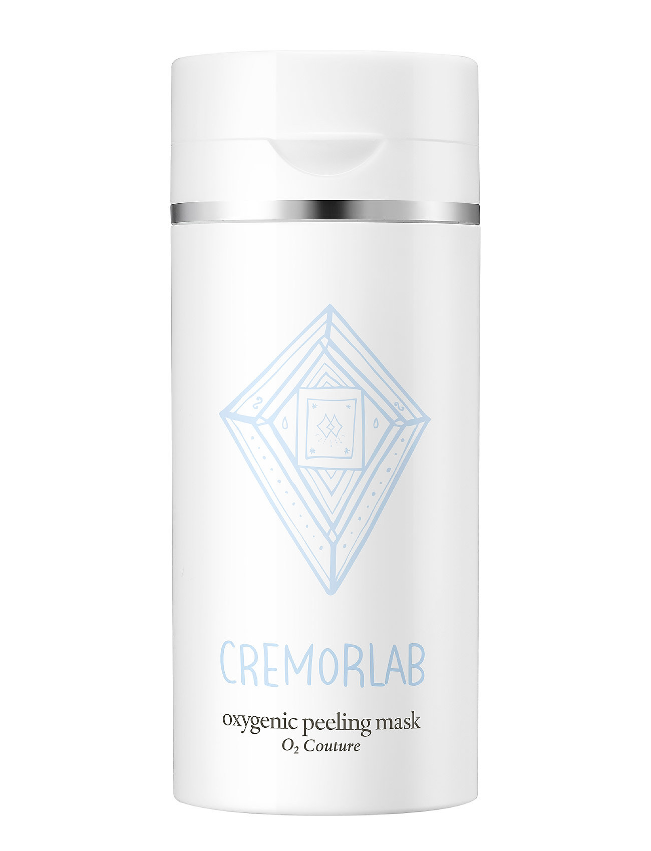 Image of O2 Couture Oxygenic Peeling Mask Beauty WOMEN Skin Care Face Face Masks Blå Cremorlab (3217403767)