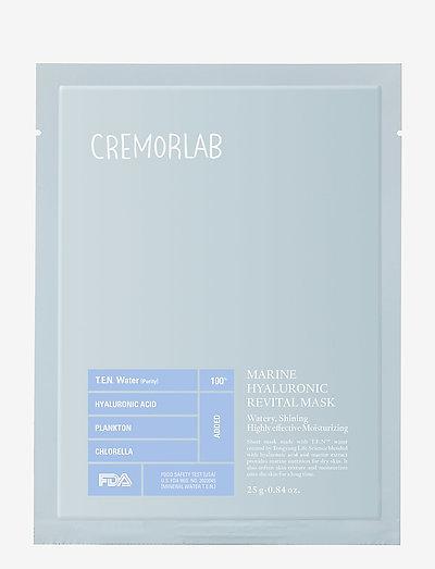 T.E.N. Water Marine Hyaluronic Revital Mask - CLEAR