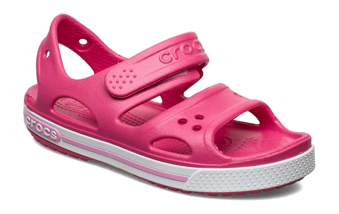 Crocs Crocband Ii Sandal (Paradise Pink