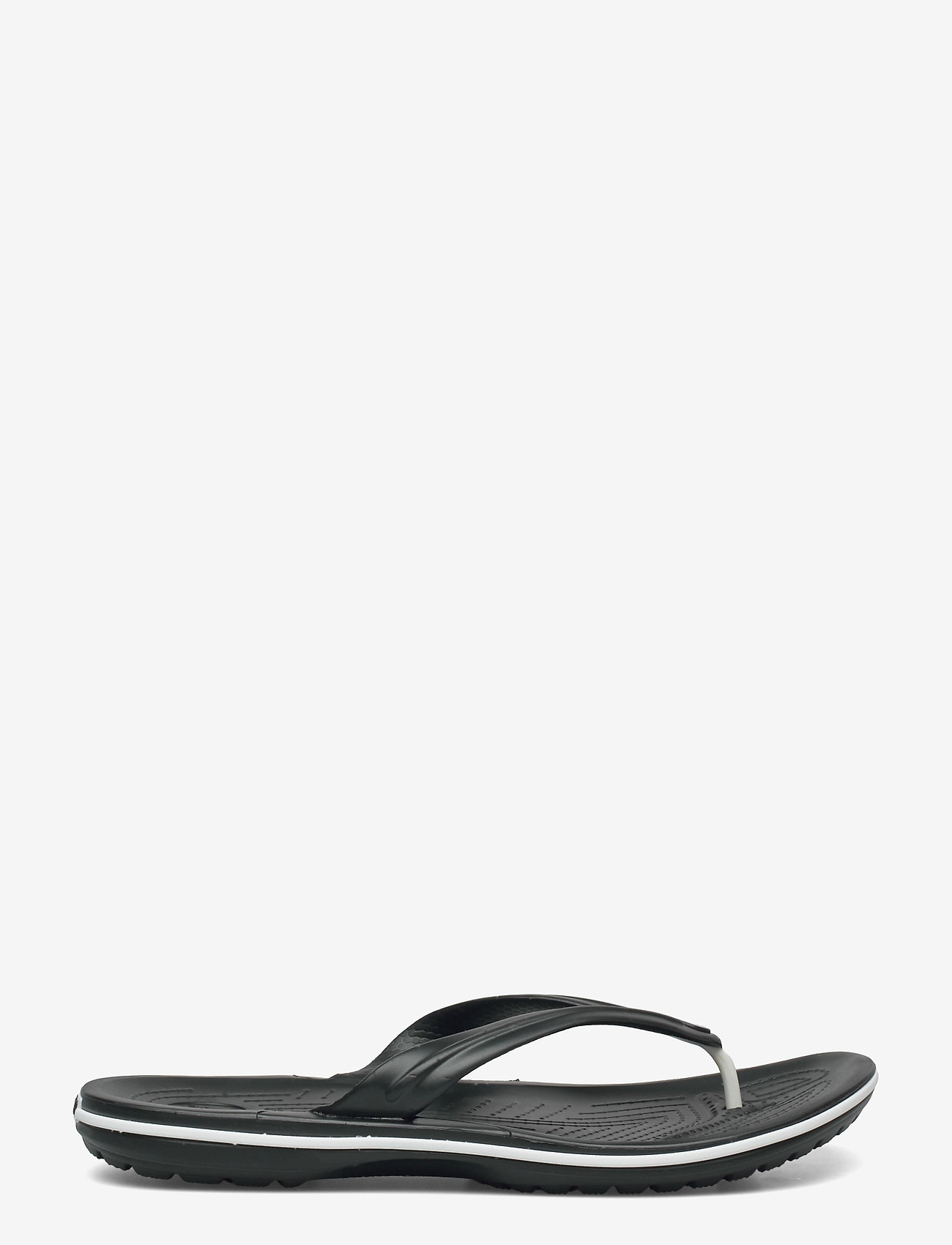 Crocs - Crocband Flip - teen slippers - black - 1