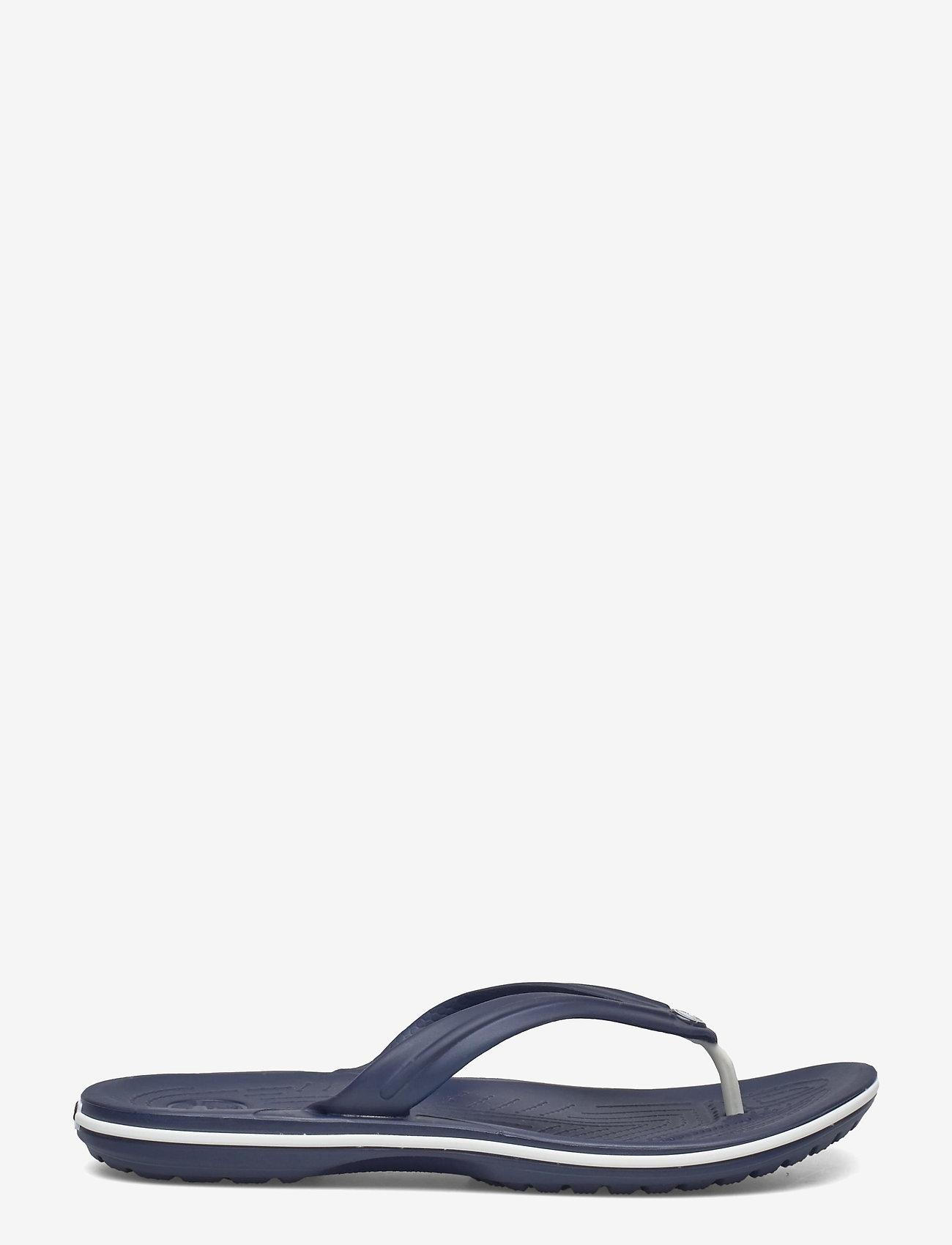 Crocs - Crocband Flip - teen slippers - navy - 1
