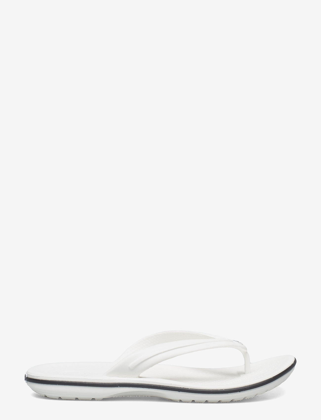 Crocs - Crocband Flip - teen slippers - white - 1