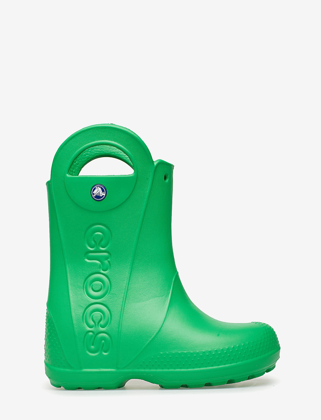 Crocs - Handle It Rain Boot Kids - kumisaappaat - grass green - 1