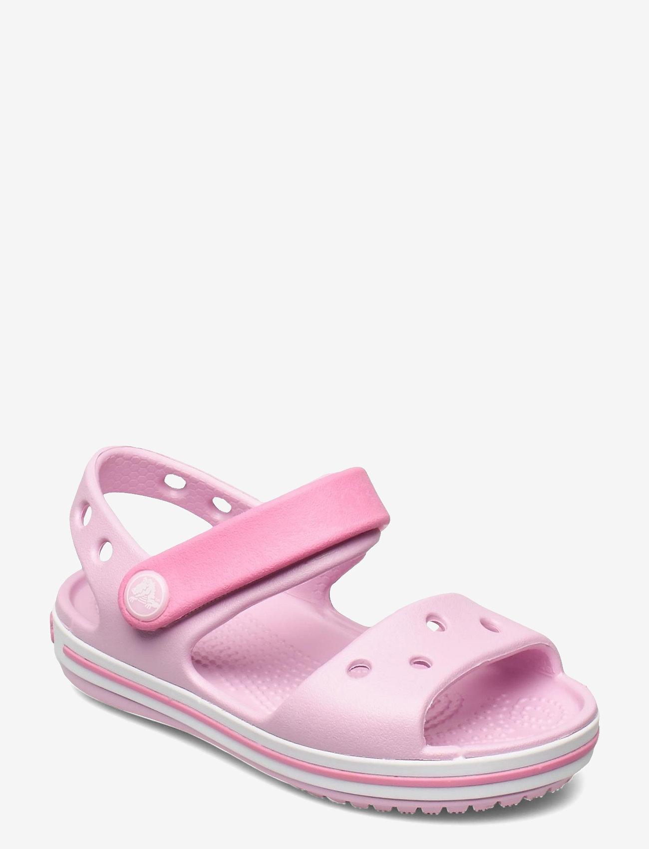 Crocs - Crocband Sandal Kids - ballerina pink - 0