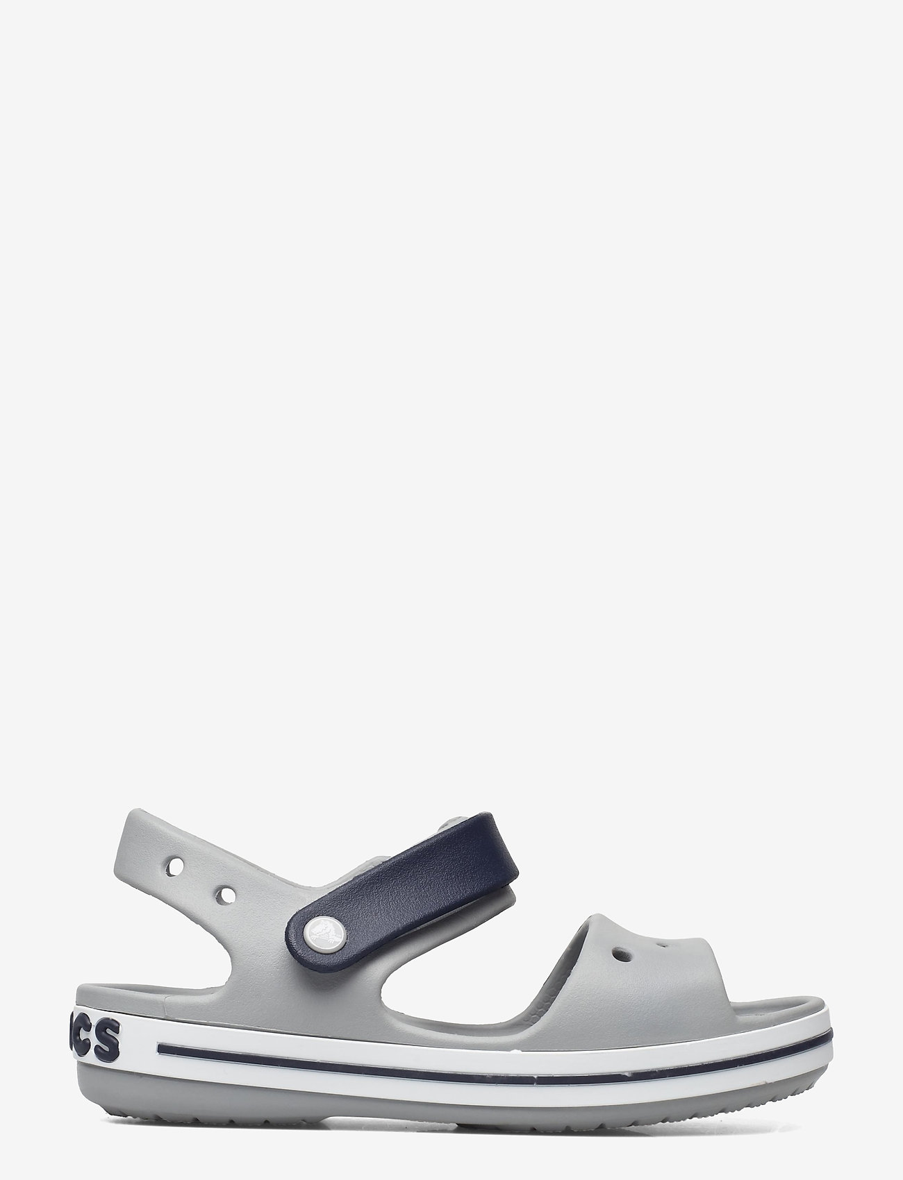 Crocs - Crocband Sandal Kids - light grey/navy - 1