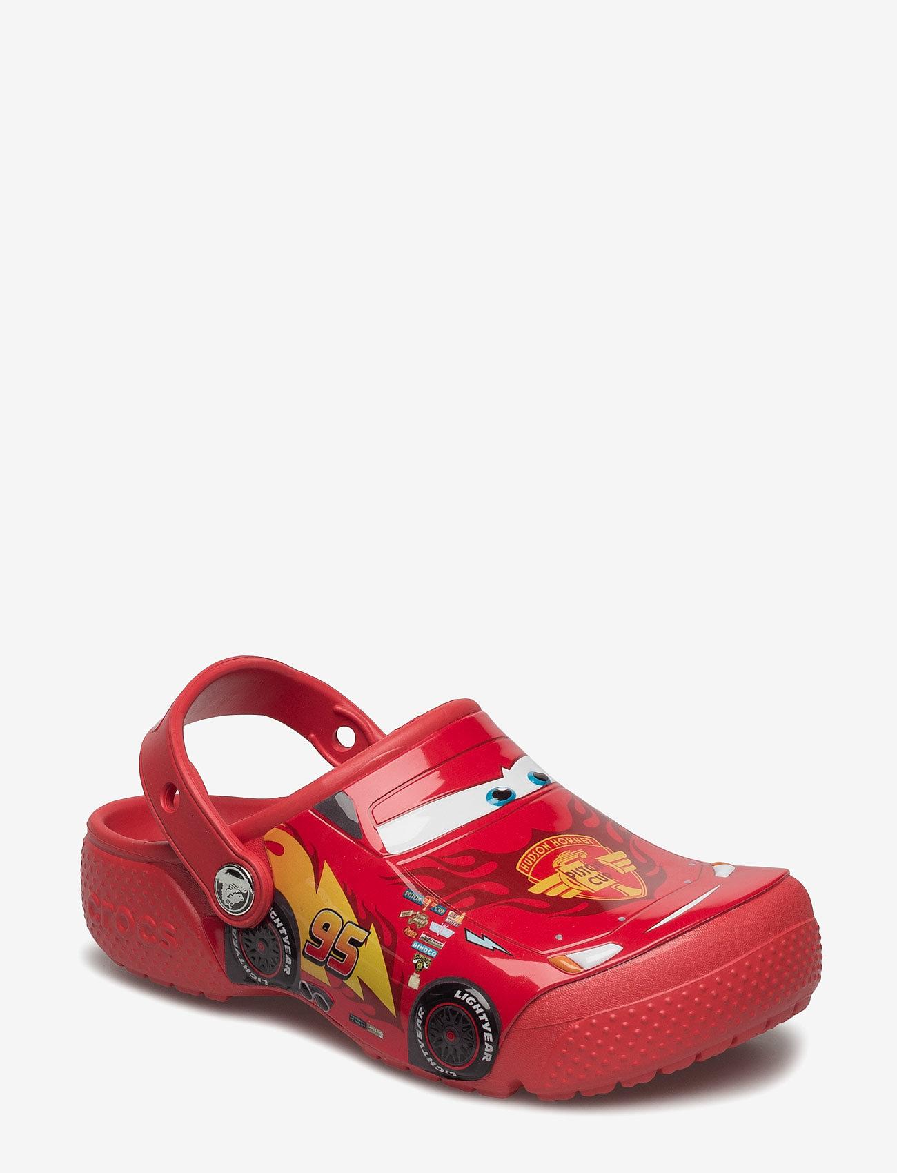 Crocs - CrocsFunLab Cars Clog - flame - 0