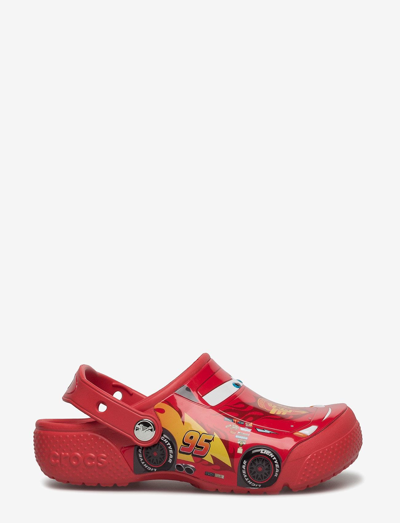 Crocs - CrocsFunLab Cars Clog - flame - 1