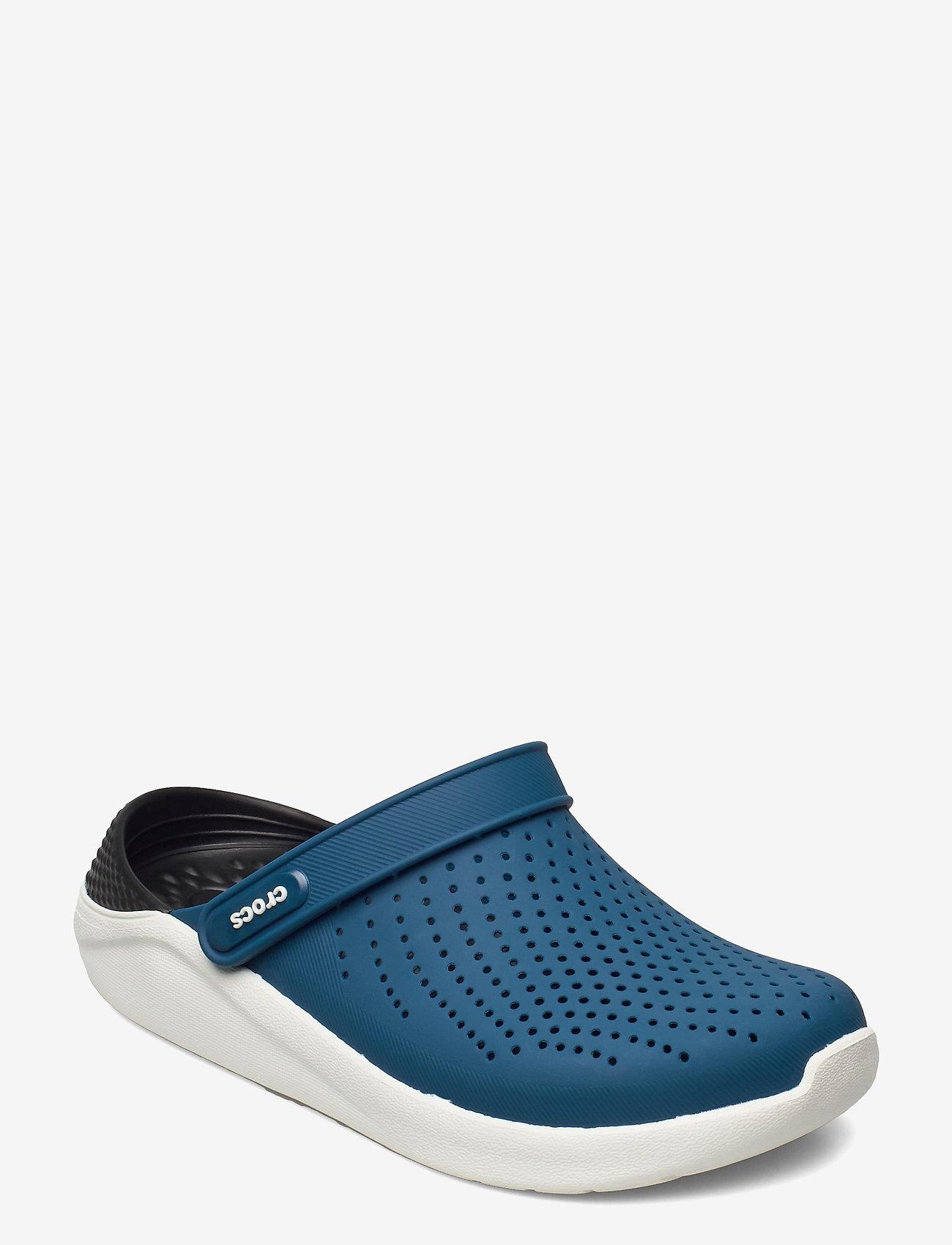 Crocs - LiteRide Clog - pool sliders - vivid blue/almost white - 0