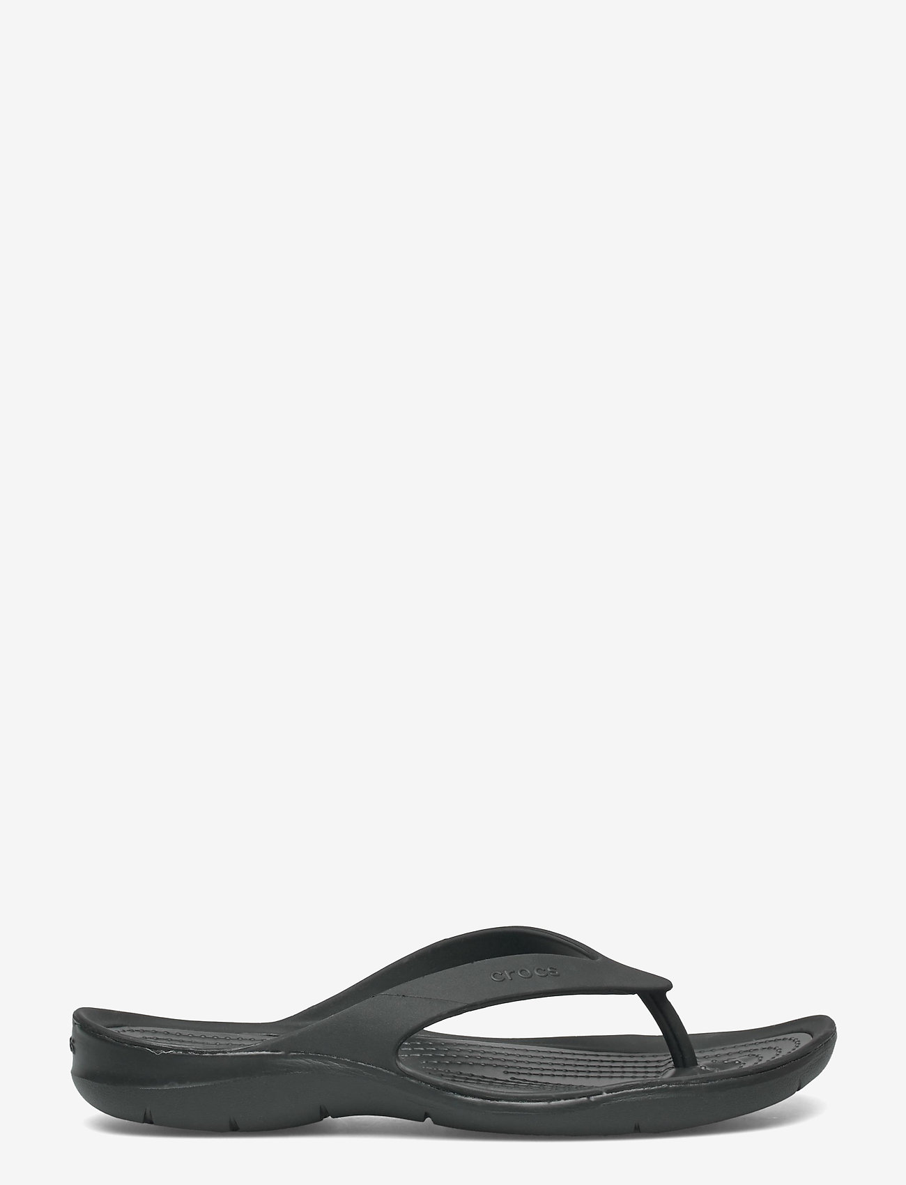 Crocs - Swiftwater Flip W - teenslippers - black/black - 1