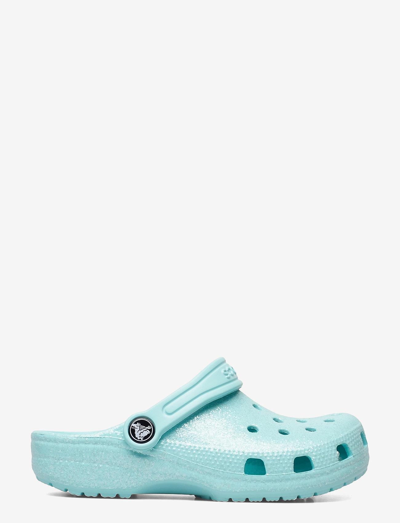 Crocs - Classic Glitter Clog K - ice blue - 1