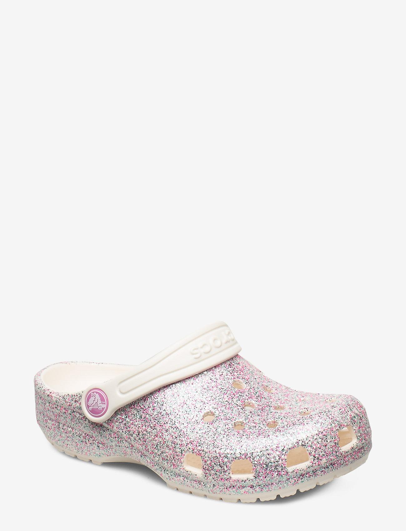 Classic Glitter Clog K (Oyster) (20.99