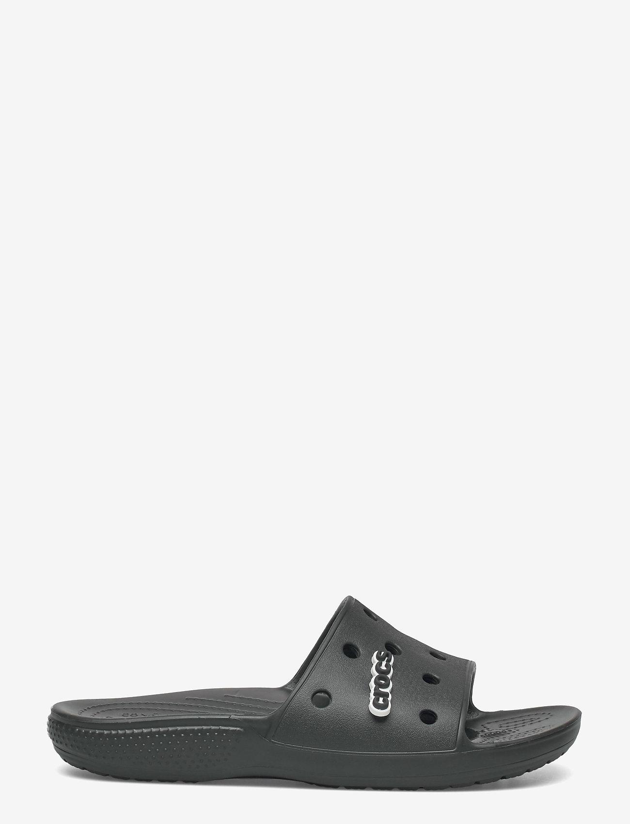 Crocs - Classic Crocs Slide - pool sliders - black - 1
