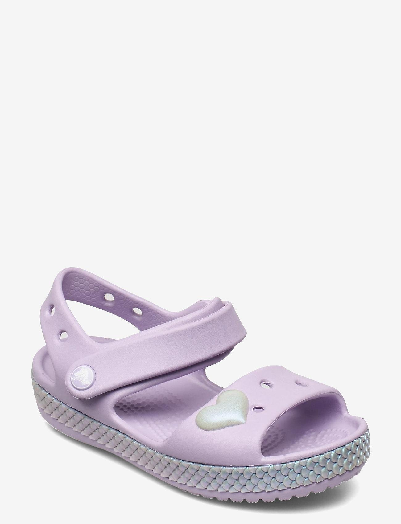 Crocs - Crocband Imagination Sandal - lavender - 0