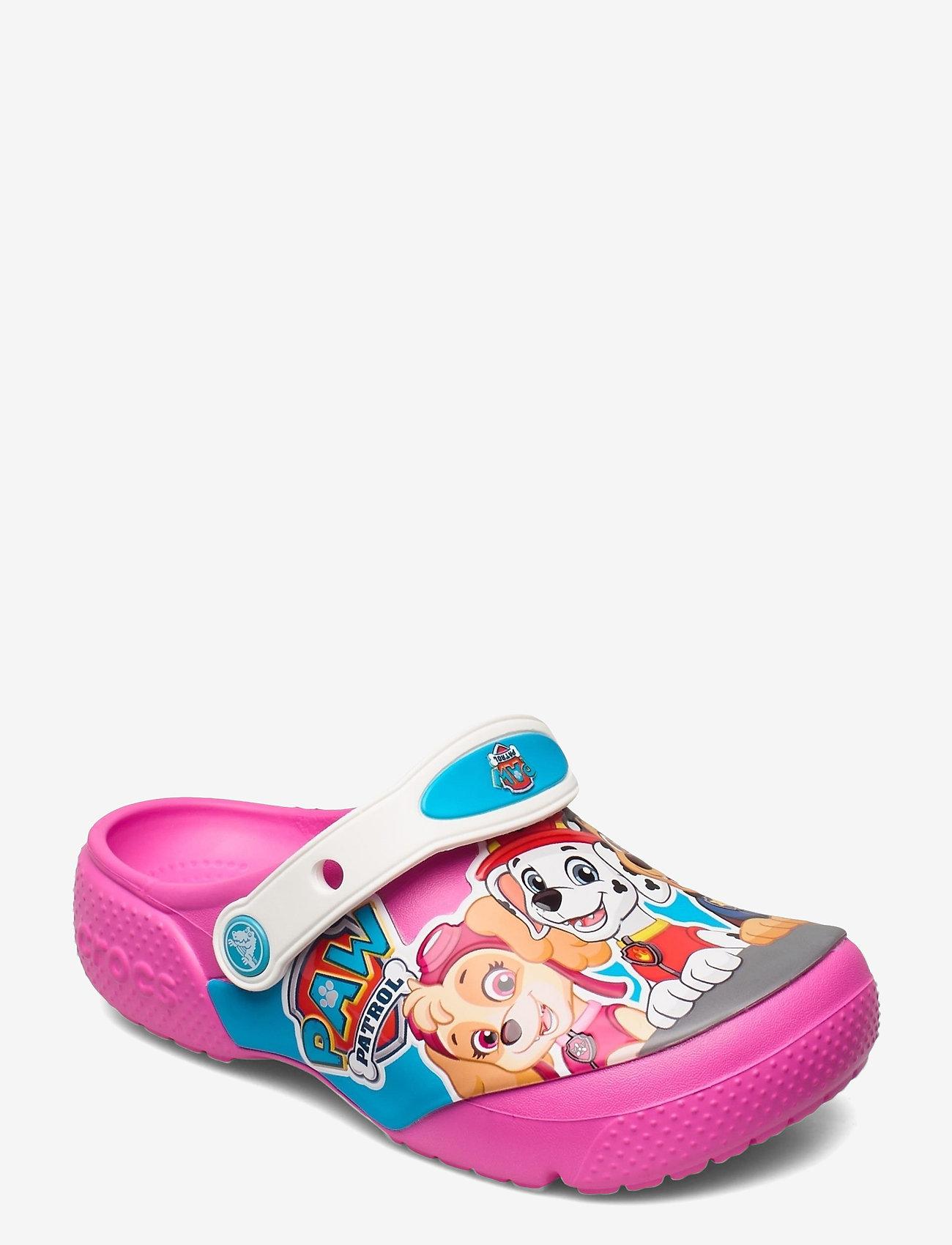 Crocs - Crocs Fun Lab Paw Patrol Clg K - electric pink - 0