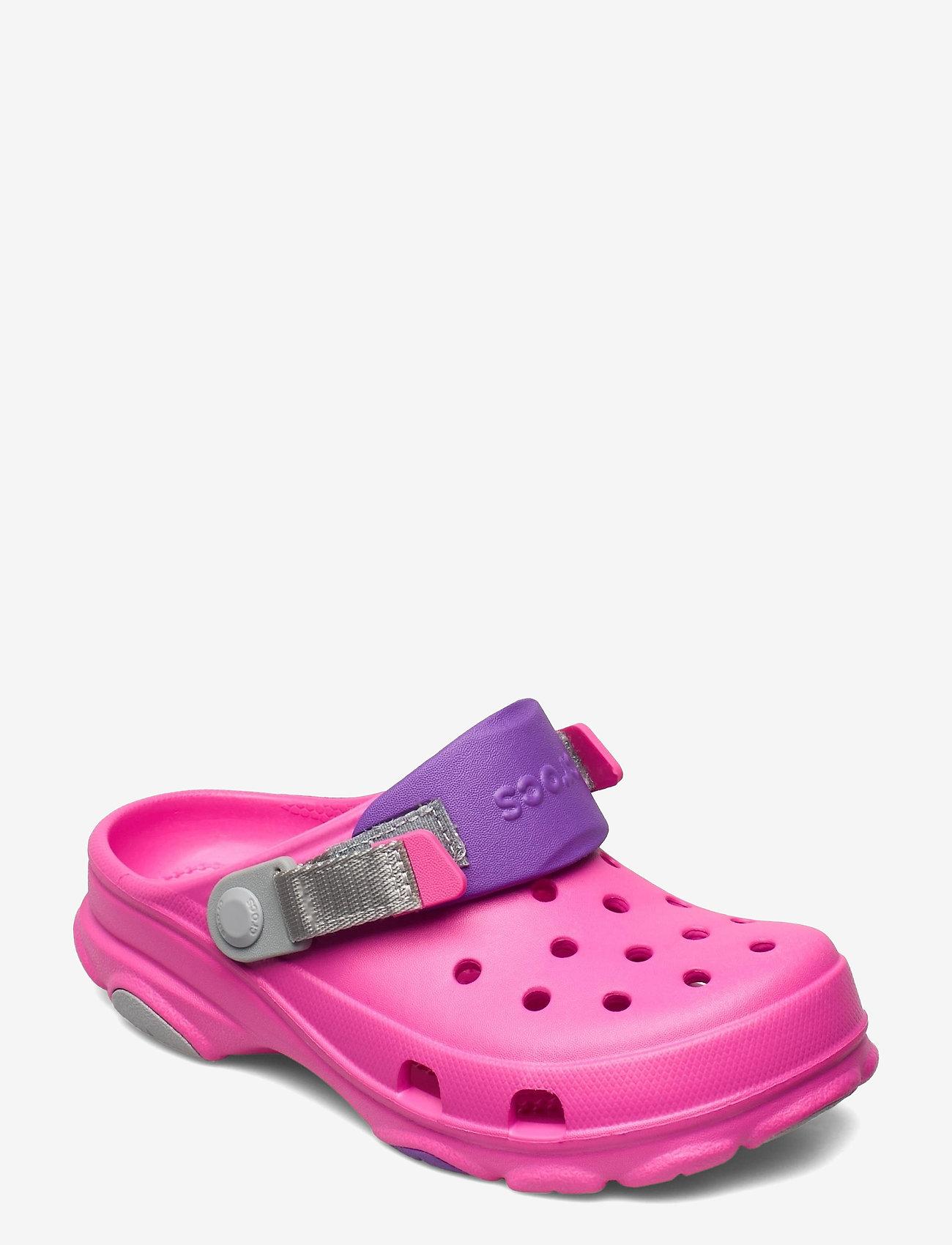 Crocs - Classic All-Terrain Clog K - electric pink - 0