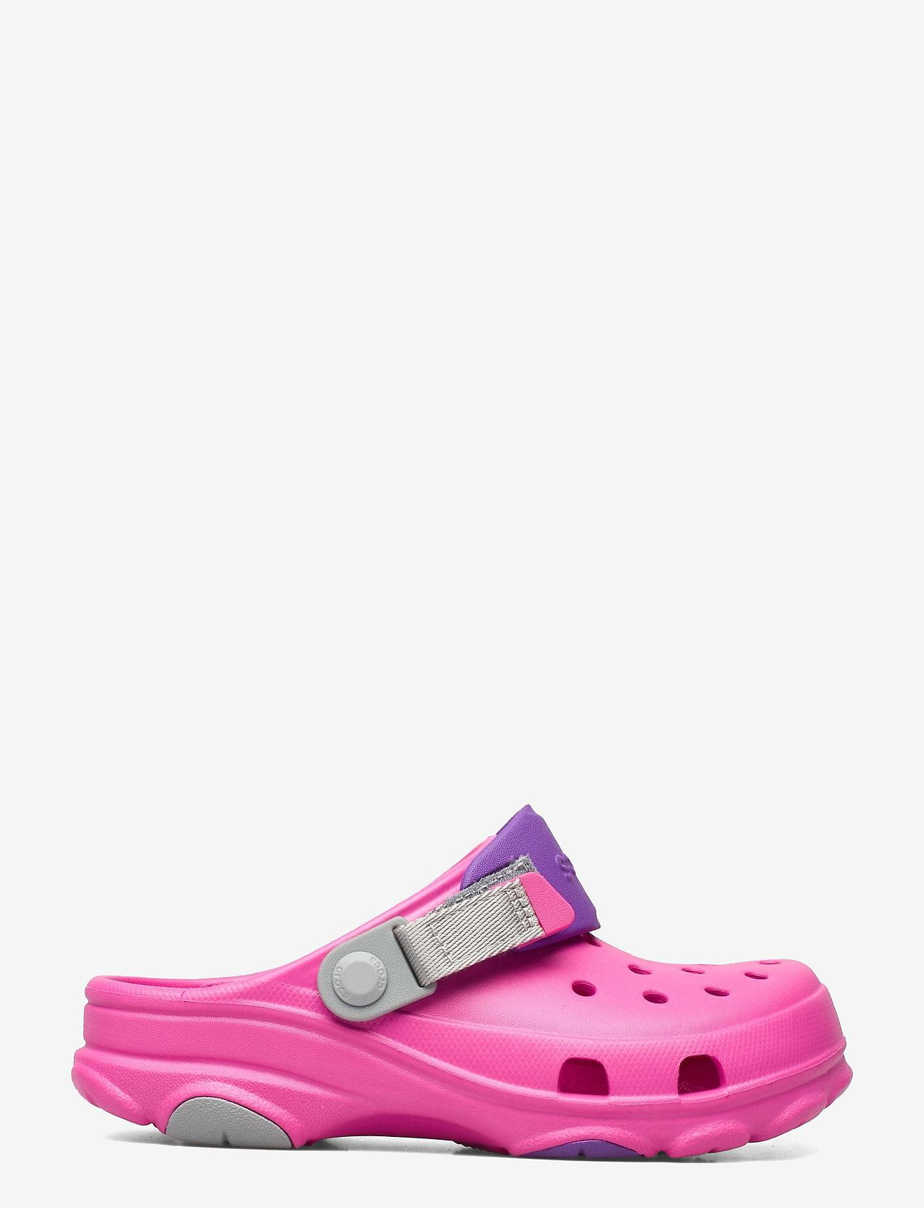Crocs - Classic All-Terrain Clog K - electric pink - 1
