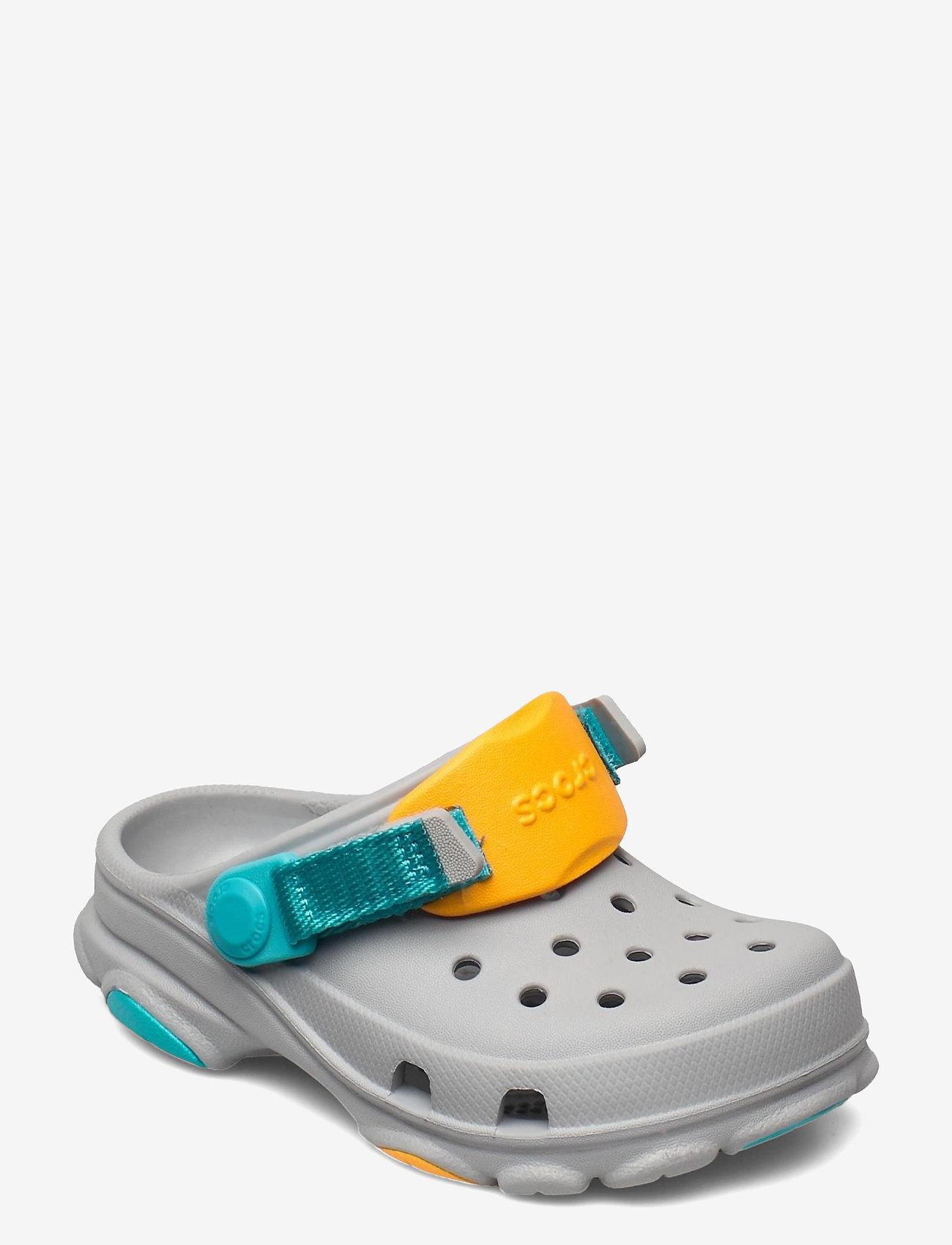 Crocs - Classic All-Terrain Clog K - light grey - 0