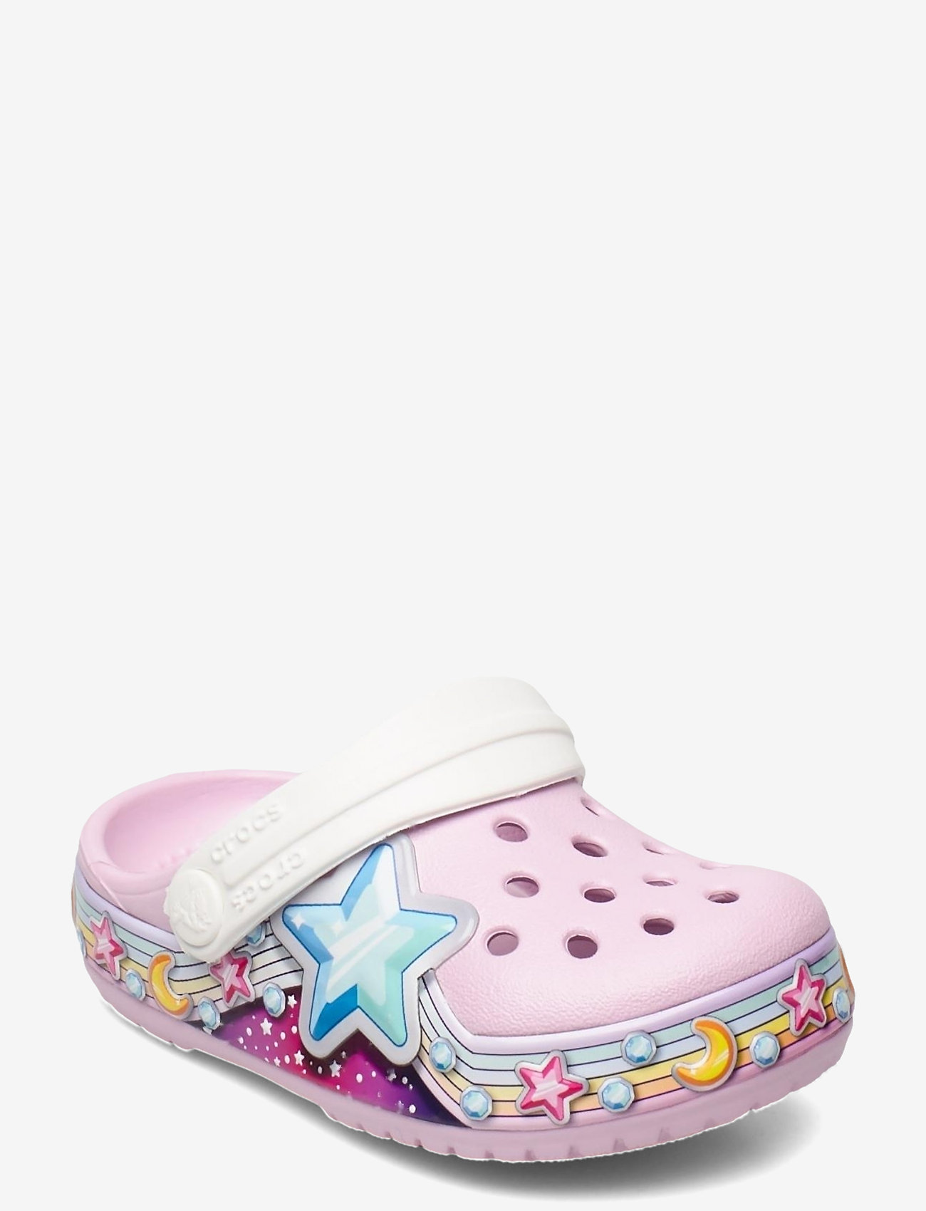 Crocs - FLStarBandClog K - clogs - ballerina pink - 0