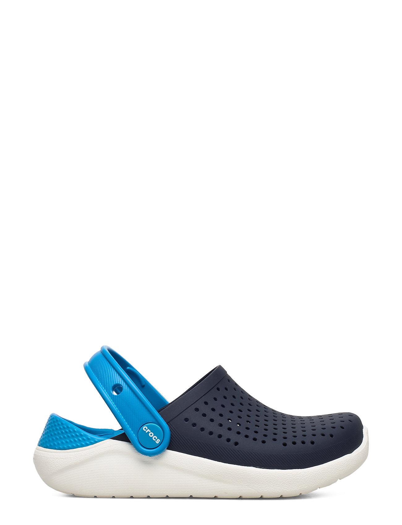 Crocs - LiteRide Clog K - navy/white - 1
