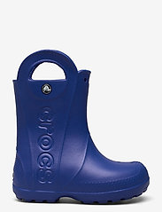 Crocs - Handle It Rain Boot Kids - ofodrade gummistövlar - cerulean blue - 1