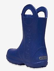 Crocs - Handle It Rain Boot Kids - ofodrade gummistövlar - cerulean blue - 2