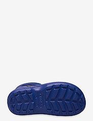 Crocs - Handle It Rain Boot Kids - ofodrade gummistövlar - cerulean blue - 4