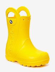 Handle It Rain Boot Kids - YELLOW