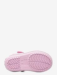 Crocs - Crocband Sandal Kids - ballerina pink - 4