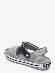 Crocs - Crocband Sandal Kids - light grey/navy - 2