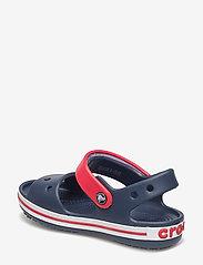 Crocs - Crocband Sandal Kids - crocs - navy/red - 2