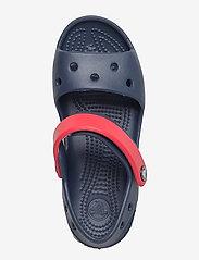 Crocs - Crocband Sandal Kids - crocs - navy/red - 3