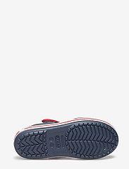 Crocs - Crocband Sandal Kids - crocs - navy/red - 4