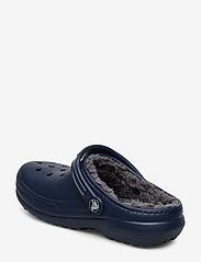 Crocs - Classic Lined Clog K - navy/charcoal - 2
