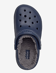 Crocs - Classic Lined Clog K - navy/charcoal - 3