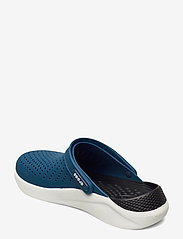 Crocs - LiteRide Clog - pool sliders - vivid blue/almost white - 2