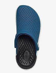 Crocs - LiteRide Clog - pool sliders - vivid blue/almost white - 3