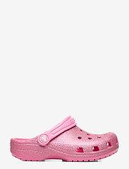 Crocs - Classic Glitter Clog K - pink lemonade - 1