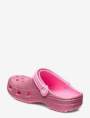 Crocs - Classic Glitter Clog K - pink lemonade - 2